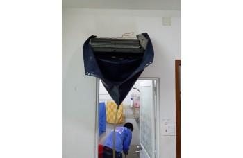 Vệ sinh máy lạnh quận phú nhuận giá rẻ